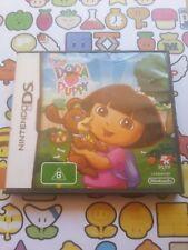 Nintendo  DS GAMEBOY Video game  DORA THE EXPLORER PUPPY 3DS
