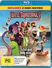 Hotel Transylvania 3 a Monster Vacation Blu-ray Region B