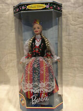 Polish Barbie Dolls of the World (MPN #18560) In original packaging