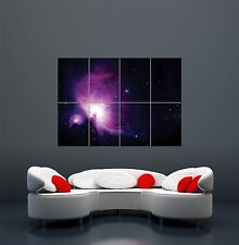 ORION NEBULA OUTER SPACE WORLD PLANETS POSTER ART  PRINT GIANT LARGE  WA079