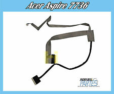 Cable Flex de Video Acer Aspire 7540G -7540 LCD Video Cable P/N: 50.PJA01.005