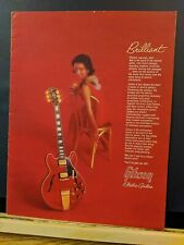 Vintage 1964 Gibson Guitar catalog-Electrics