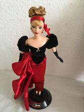 Barbie Avon Winter Splendor Vintage 1998  Exclusive Limited Edition Doll In Box