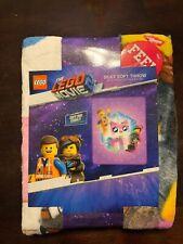 """Lego Blanket 40"""" x 50"""" Uni-Kitty Soft"""