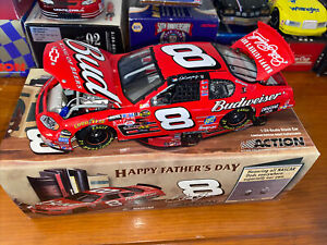 Father's Day Action 2004 Chevrolet # 8 Dale Earnhardt Jr Bud Action 1/24 Diecast