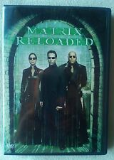 MATRIX RELOADED . DVD . Edición 2 Discos . + REGALO . Perfecta Interior Completo
