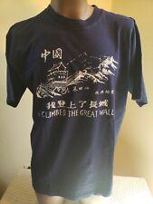 Souvenir TSHIRT 3XL  Rare Vacation Tourist The Great Wall China Graphic