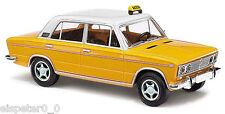 1/87 Busch Lada 1500 taxi 1973 amarillo 50512