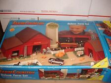 1/64 farm and country deluxe set