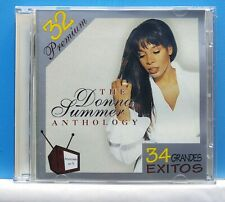The Donna Summer Anthology by Donna Summer (Cd, Sep-1993, 2 Discs, Casablanca)