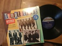 The Temptations: The Million Sellers LP MOTOWN M5-212VIA from 1981 SHRINK/NM