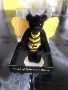 Bumble Bee, World Of Miniature Bears