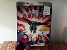 Dumbo (Live Action) (Blu-ray + DVD + Digital)