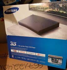Samsung BD-J5500 3D Blu-ray Player schwarz BD-J5500/EN wie NEU OVP