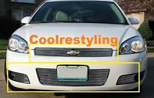 For 06 07 08 09 Chevy Impala /Imapla SS/LT Billet Grille Combo Inserts