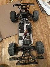 Helion Remote Vehicle for parts or restore Has 550 Torque Motor