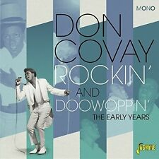 Don Covay - Rockin & Doowoppin :Early Years [New CD] UK - Import