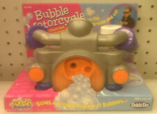 NEW - KOOSH BUBBLES BUBBLE MOTORCYCLE WITH BUBBLES - MADE IN 2000 - RARE FIND