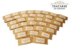 34 x 10g Tea Samples Taster Variety Pack Loose Leaf Best Value Quality