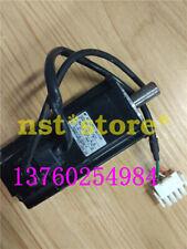 1pcs for used servo motor SGMAH-04A1A21