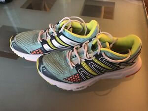 Solomon XR shift Ladies Size 7 Running Shoes Trainers