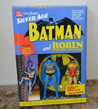 DC Direct - Classic Silver Age Batman & Robin - Sealed Action Figure Set