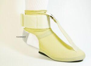 Plantar Fasciitis Night Splint Sock Sleeve Tendonitis Heel Spurs By FLEXIBRACE