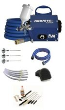 Fuji 2803-T75G Mini-Mite 3 PLATINUM Gravity HVLP Spray System and Accessories