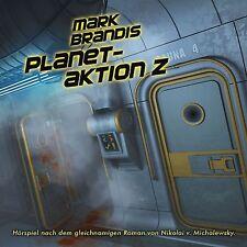30 Planetaktion Z Audio CD Mark Brandis Ankauf