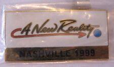 * John Deere 1999 Nashville TN Expo A New Reality Employee Lapel Hat Pin Pinback