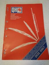 TRICO WIPER ARMS BLADES AND REFILLS PARTS BOOK UP TO 1996/97 RB510