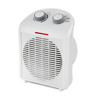 Limina Portable Home Office Personal Electric 1500W Fan Forced Room Space Heater