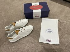 Church's Church Shoes Boland Plus 2 Sneakers Trainers White Size 11 RRP £475