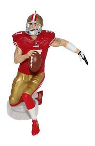 Colin Kaepernick San Francisco 49ers Hallmark Ornament Seasonal 32281