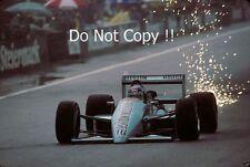 Ivan Capelli Leyton House March 871 Austrian Grand Prix 1987 Photograph