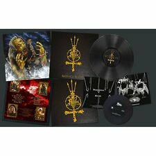 "HOBB's Angel of Death-Heaven Bled lp+7"" (NEW * Limousine 450 Black Vinyl * TRASH METAL"