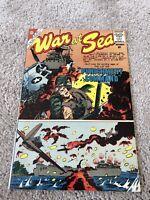 WAR AT SEA #39 Charlton Comics 1960!  Higher Grade Silver Age Beauty!!!