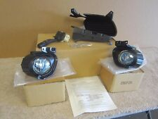 2004 - 2008 MAZDA RX-8 NEW OEM FRONT BLUE COLOR FOG LIGHT SET FE03-V7-220 #32M
