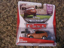 DISNEY PIXAR CARS RSN NETWORK SERIES CORA COOPER