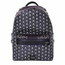 Canvas Skull Backpack Bags for Men