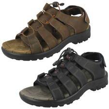 Mens Northwest Territory Toggle Fastened Sandals - Kenya
