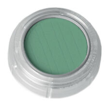 Grimas Puder Lidschatten Eyeshadow in Meer Grün Farbintensiv N.485 Matt