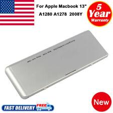 "52Wh Battery for 13"" Mac book A1280 A1278 Late 2008 MB467LL/A MB466LL/A"