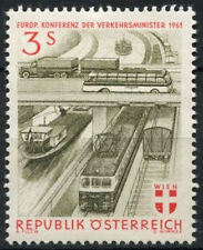 Austria 1961 SG#1364 Transport Ministers Meeting MNH #A93522