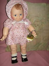 "1964 vintage, 16"" vinyl Rose O'Neill, Scootles doll by Cameo (Maxine's Ltd. Ed.)"
