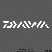 Daiwa Fishing Rods/Reels Outdoor Sports Vinyl Decal Sticker - Choose Color