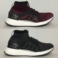 Adidas Women's Ultra Boost X All Terrain Running Shoes Ruby BY1678 Black BY1677