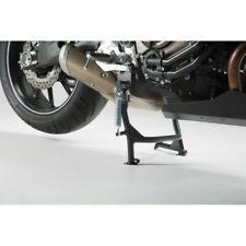 Cavalletti laterali neri per moto Yamaha