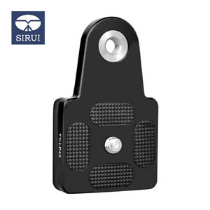 Sirui TY-LP40 Quick Release Camera Plate w/ Screw Mount for Sling Strap