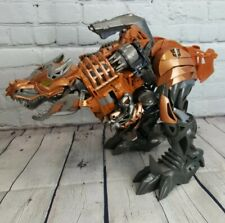 Transformers Age Of Extinction Stomp And Chomp Grimlock Lights & Sounds